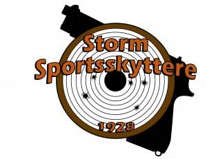 Logo til Storm Sportsskyttere rett
